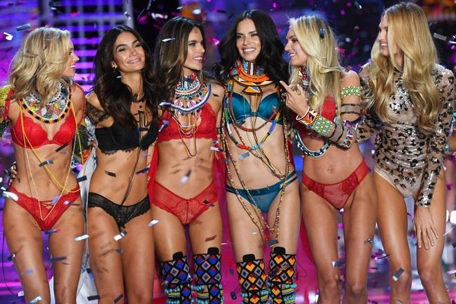 Nguyên tắc nghẹt thở của đế chế nội y Victorias Secret với người mẫu - 1