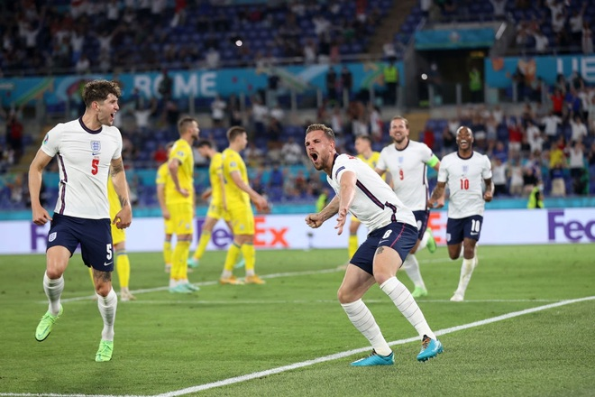 Chống bóng bổng kém, Ukraine thua tan nát trước tuyển Anh - 14