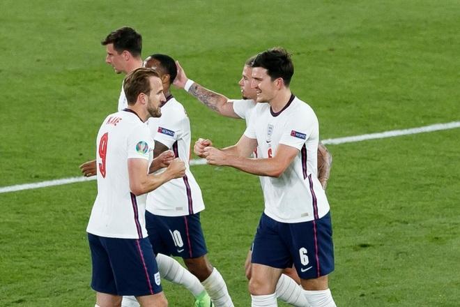 Vùi dập Ukraine, tuyển Anh hiên ngang vào bán kết Euro 2020 - 1