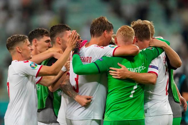 Đan Mạch viết tiếp truyện cổ tích Andersen tại Euro 2020 - 8