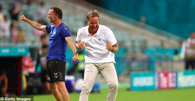 Đan Mạch viết tiếp truyện cổ tích Andersen tại Euro 2020 - 3