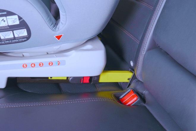 Ghế ngồi ô tô Chilux có đảm bảo an toàn cho bé? - 2