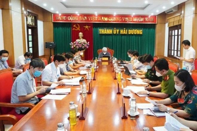 Thành phố Hải Dương kỷ luật cán bộ phường vi phạm nghiêm trọng trong bầu cử