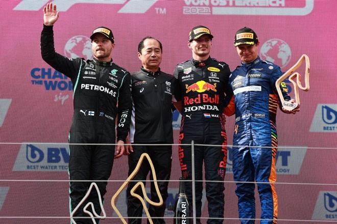 Đua F1 chặng 9: Verstappen thắng tuyệt đối, Hamilton tiếp tục gây thất vọng - 6