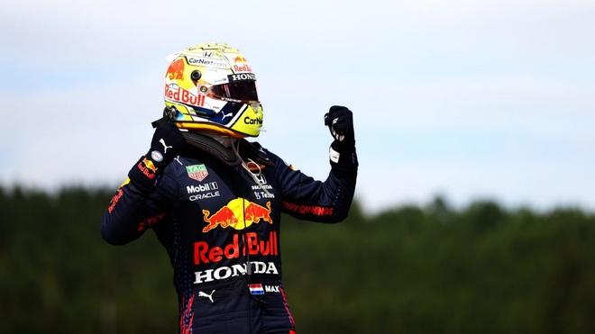 Đua F1 chặng 9: Verstappen thắng tuyệt đối, Hamilton tiếp tục gây thất vọng - 3