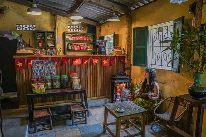 Những quán cà phê núp trong khu tập thể cũ Hà Nội - 1
