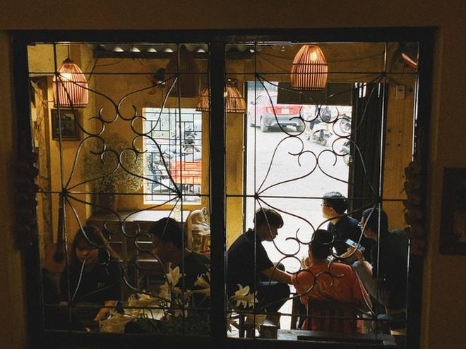 Những quán cà phê núp trong khu tập thể cũ Hà Nội - 2