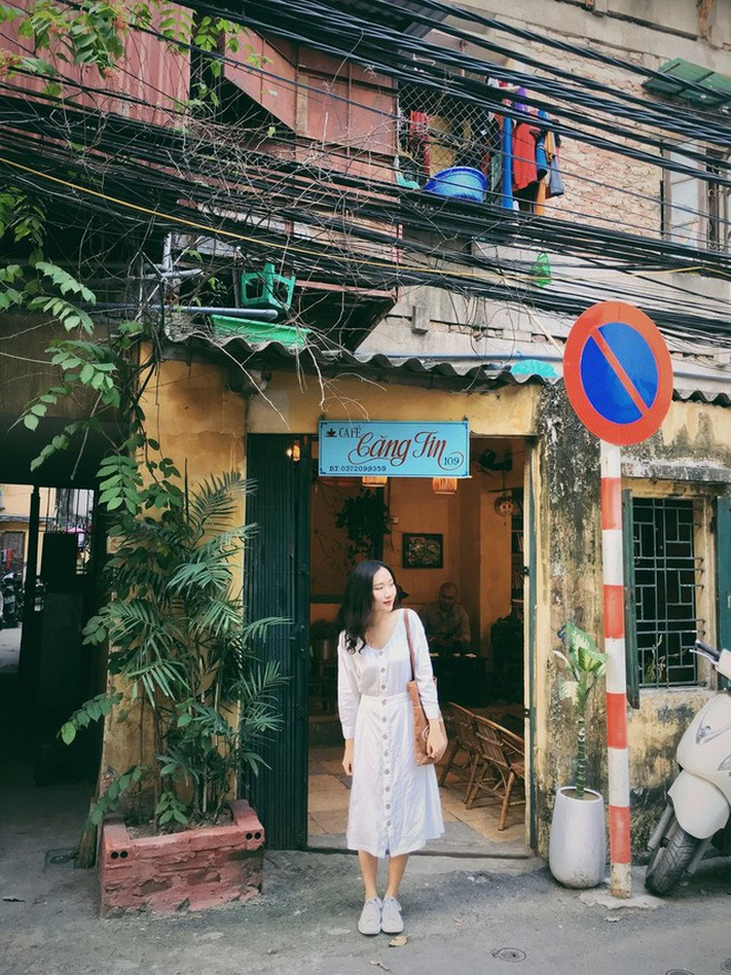 Những quán cà phê núp trong khu tập thể cũ Hà Nội - 3