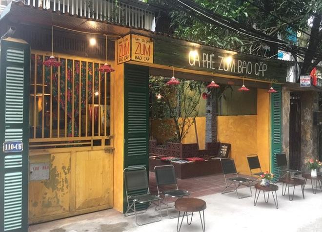 Những quán cà phê núp trong khu tập thể cũ Hà Nội - 5