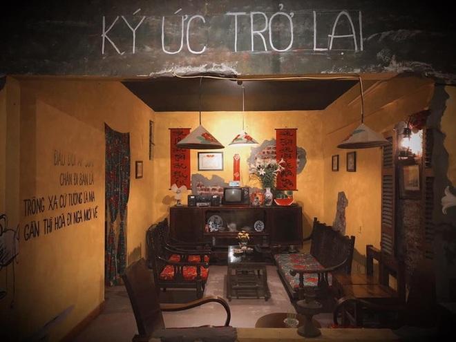 Những quán cà phê núp trong khu tập thể cũ Hà Nội - 6
