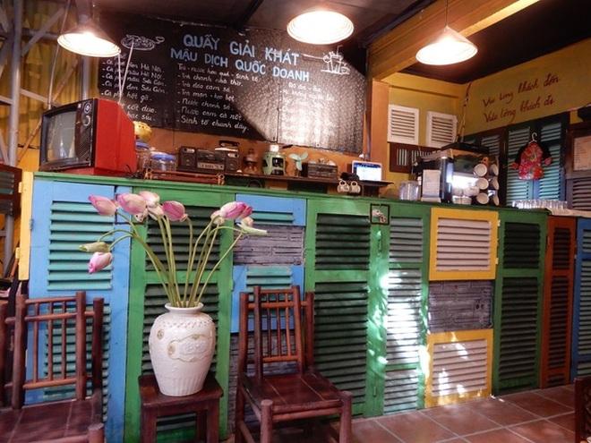 Những quán cà phê núp trong khu tập thể cũ Hà Nội - 7