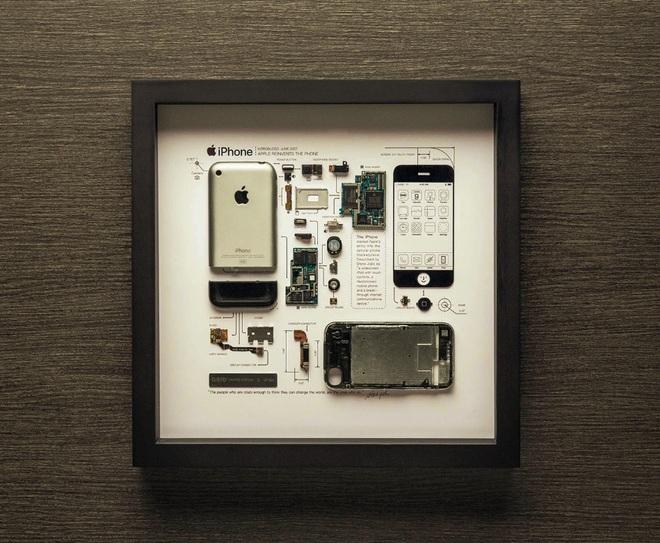 Tiêu bản iPhone 2G được bán với giá 399 USD
