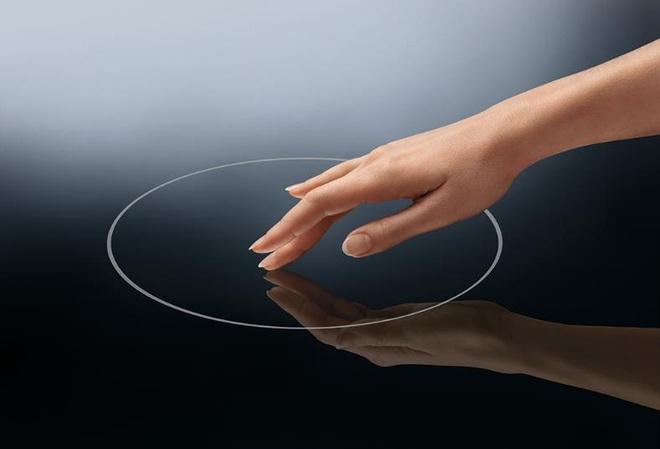 Bề mặt kính SCHOTT CERAN® của bếp từ