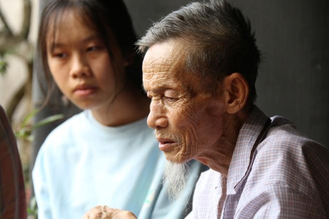 Ông nội của Hà, ông Phạm Văn Đạt qua đời 1 ngày trước kỳ thi tốt nghiệp THPT.