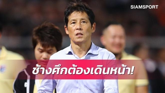 Bóng đá Thái Lan không luận tội HLV Akira Nishino - 1