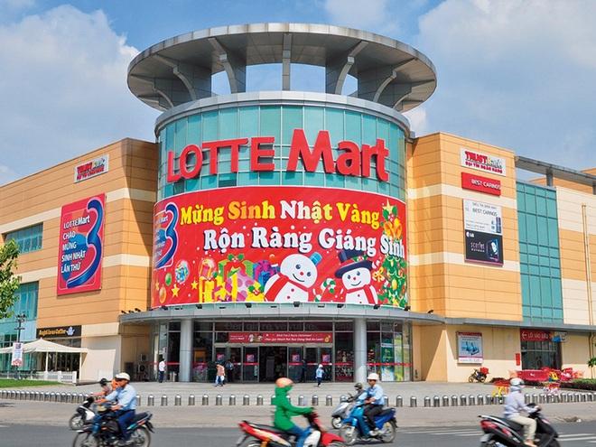 TPHCM: Lotte Mart quận 7 tạm ngưng hoạt động - 1