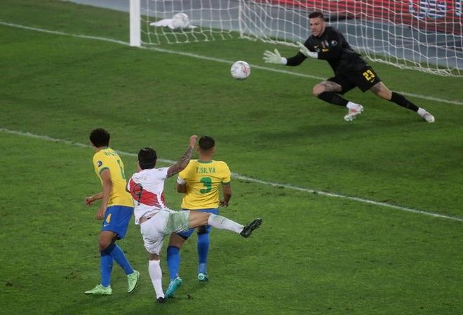 Neymar tỏa sáng giúp Brazil giành vé vào chung kết Copa America - 6