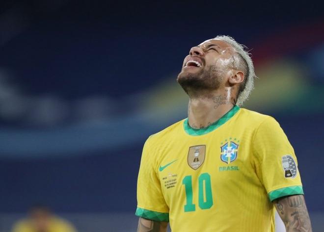Neymar tỏa sáng giúp Brazil giành vé vào chung kết Copa America - 3