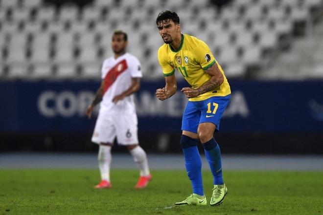 Neymar tỏa sáng giúp Brazil giành vé vào chung kết Copa America - 5