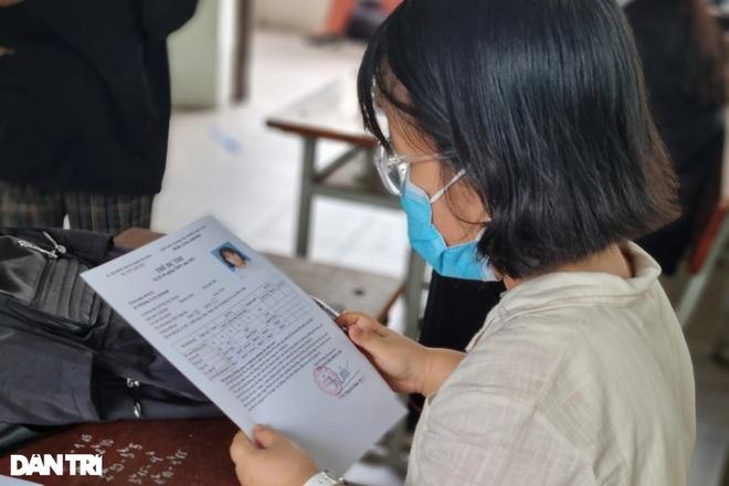 Thí sinh tí hon cao 1,2m ở Đà Nẵng, đặt mục tiêu đạt điểm tối đa 3 môn  - 4
