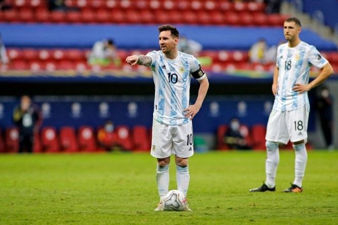 Đánh bại Colombia ở loạt sút luân lưu, Argentina vào chung kết Copa America - 1