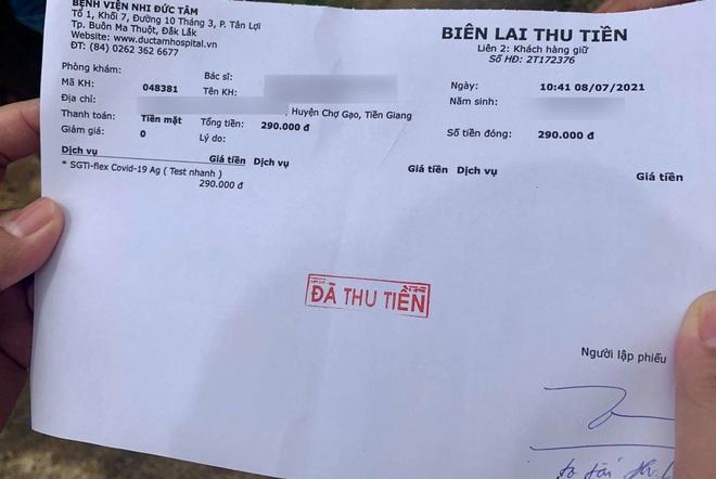 Đắk Lắk: Yêu cầu 2 cơ sở y tế tư nhân tạm ngừng test nhanh SARS-CoV-2 - 4