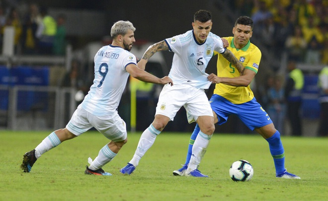 Brazil - Argentina (7h ngày 11/6): Khát vọng cháy bỏng của Messi - 2