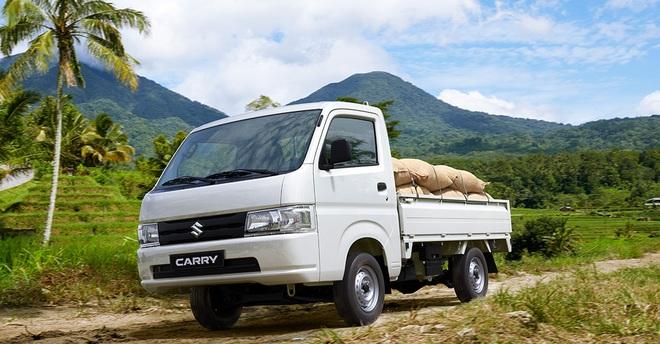 Đầu tư mua Suzuki Carry Pro: Một vốn bốn lời - 1