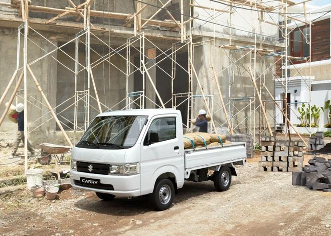 Đầu tư mua Suzuki Carry Pro: Một vốn bốn lời - 3