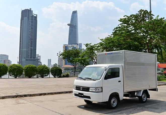 Đầu tư mua Suzuki Carry Pro: Một vốn bốn lời - 4
