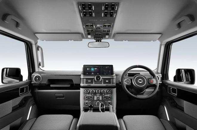 Ineos hé lộ nội thất của Grenadier - mẫu xe cho người thích chinh phục - 1