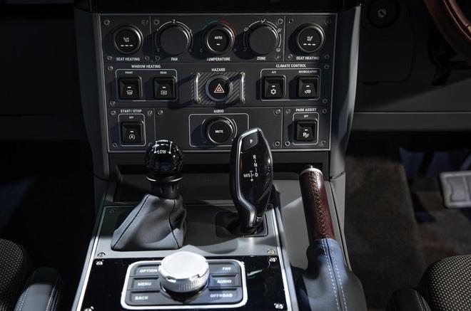 Ineos hé lộ nội thất của Grenadier - mẫu xe cho người thích chinh phục - 3