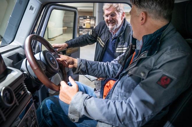 Ineos hé lộ nội thất của Grenadier - mẫu xe cho người thích chinh phục - 4