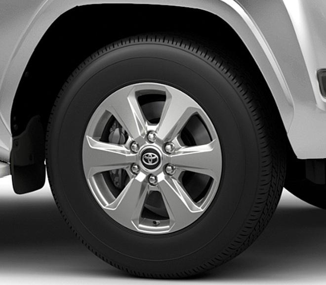 Toyota Land Cruiser 2022 hoàn toàn mới về Việt Nam, giá từ 4,06 tỷ đồng - 7