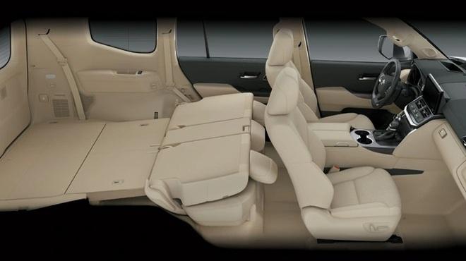 Toyota Land Cruiser 2022 hoàn toàn mới về Việt Nam, giá từ 4,06 tỷ đồng - 2