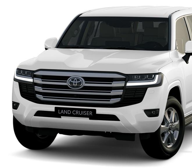 Toyota Land Cruiser 2022 hoàn toàn mới về Việt Nam, giá từ 4,06 tỷ đồng - 4