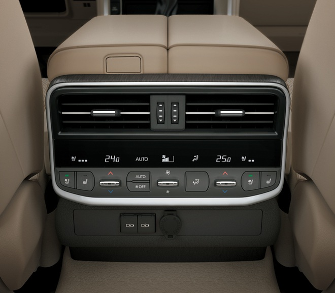 Toyota Land Cruiser 2022 hoàn toàn mới về Việt Nam, giá từ 4,06 tỷ đồng - 10