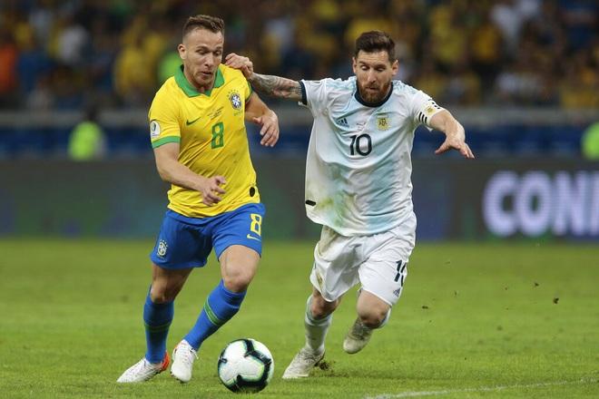 Brazil - Argentina (7h ngày 11/6): Khát vọng cháy bỏng của Messi - 1