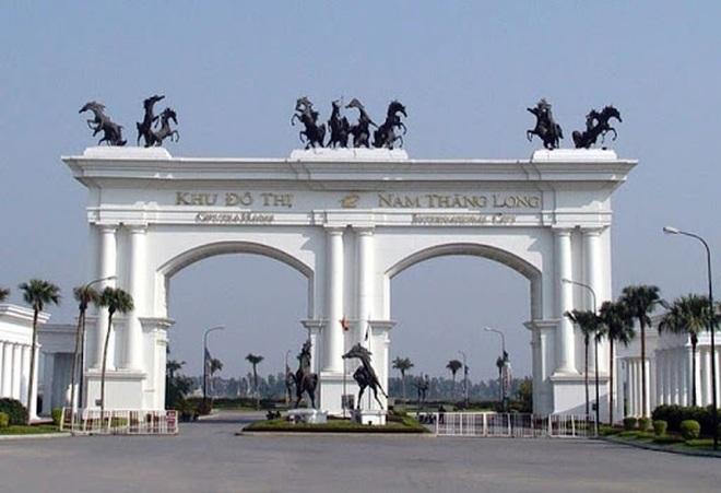 Hà Nội xin ý kiến về chuyển nhượng một phần dự án khu đô thị tỷ đô Ciputra - 1