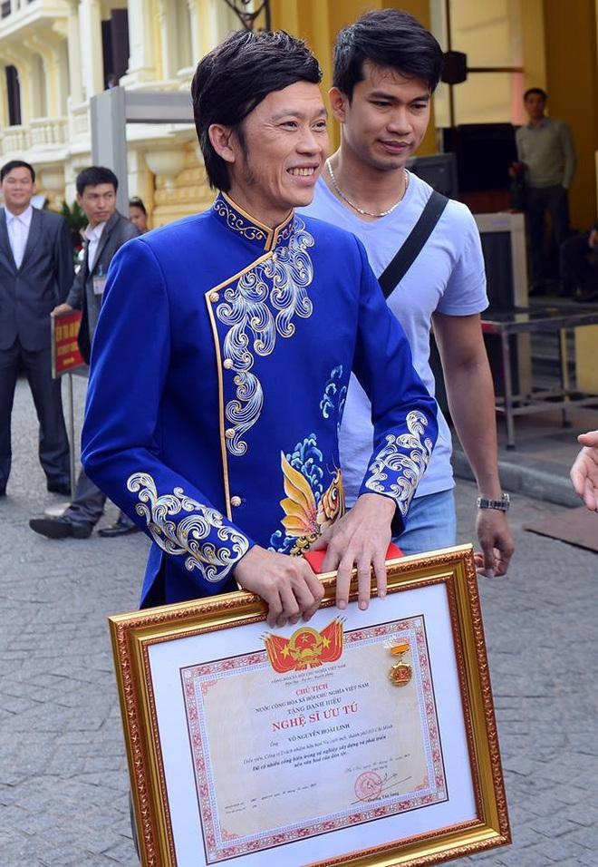 Bộ Văn hóa chính thức trả lời về đề nghị tước danh hiệu của NSƯT Hoài Linh - 1