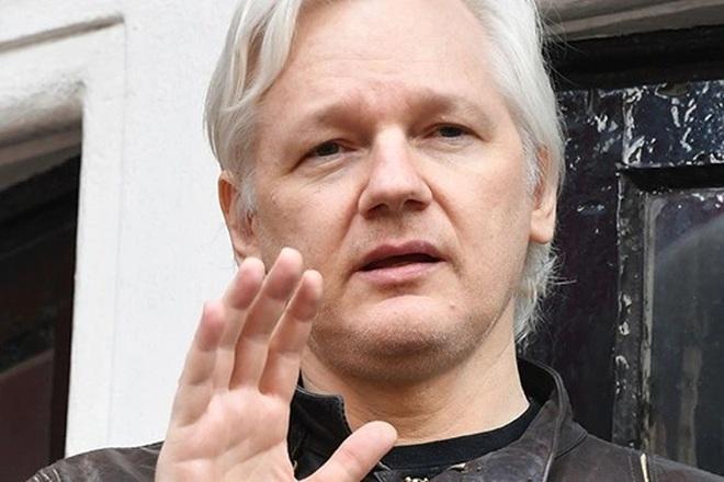 Ông trùm WikiLeaks có thể bị dẫn độ sang Mỹ - 1