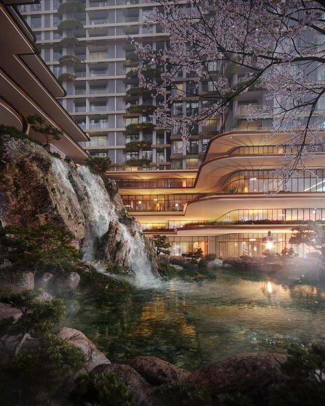 Cận cảnh tổ hợp onsen 1.000 tỷ đồng trong Ecopark, phát triển bởi 3 ông lớn Nhật Bản - 9