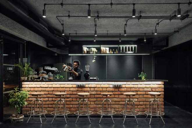 Quán cà phê đa zi năng thiết kế đẹp lạ, bày nhiều tác phẩm nghệ thuật - 6