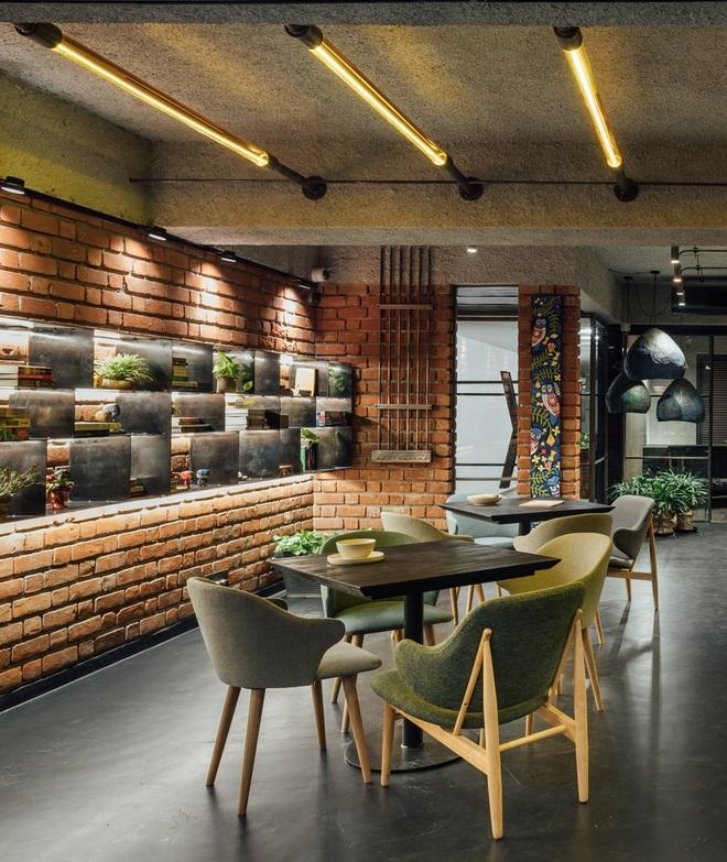 Quán cà phê đa zi năng thiết kế đẹp lạ, bày nhiều tác phẩm nghệ thuật - 9