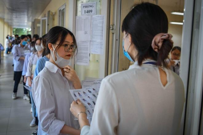 Hà Nội không tổ chức thi tốt nghiệp THPT đợt 2 - 2