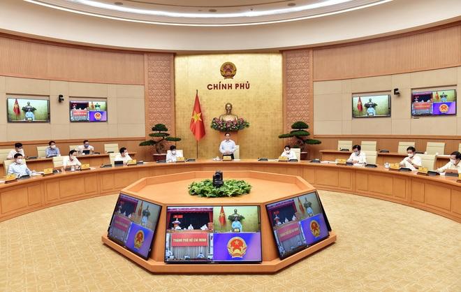 Thủ tướng: Cách ly xã hội toàn TPHCM là quyết định khó khăn nhưng cần thiết - 1