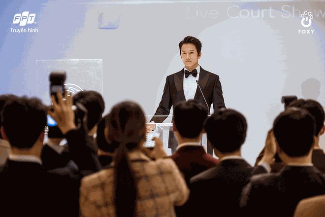 7 nhân vật chủ chốt cùng Ji Sung khuấy đảo Thẩm Phán Ác Ma là ai? - 1