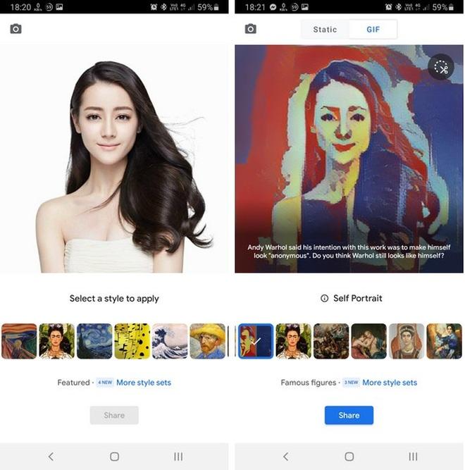 Mẹo kiểm tra ảnh chân dung của bạn giống tác phẩm nghệ thuật nổi tiếng nào - 8