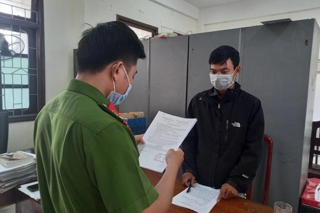 Nam thanh niên bị khởi tố vì liều lĩnh phá rừng để trồng keo - 1