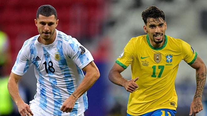 Những điểm nóng quyết định trận chung kết Copa America 2021 - 2
